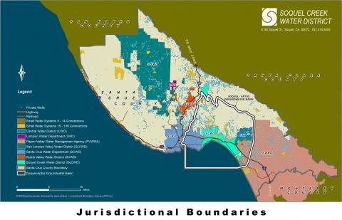 Jurisdictional Boundaries