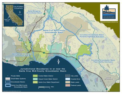 Maps | Santa Cruz Mid-County Groundwater Agency