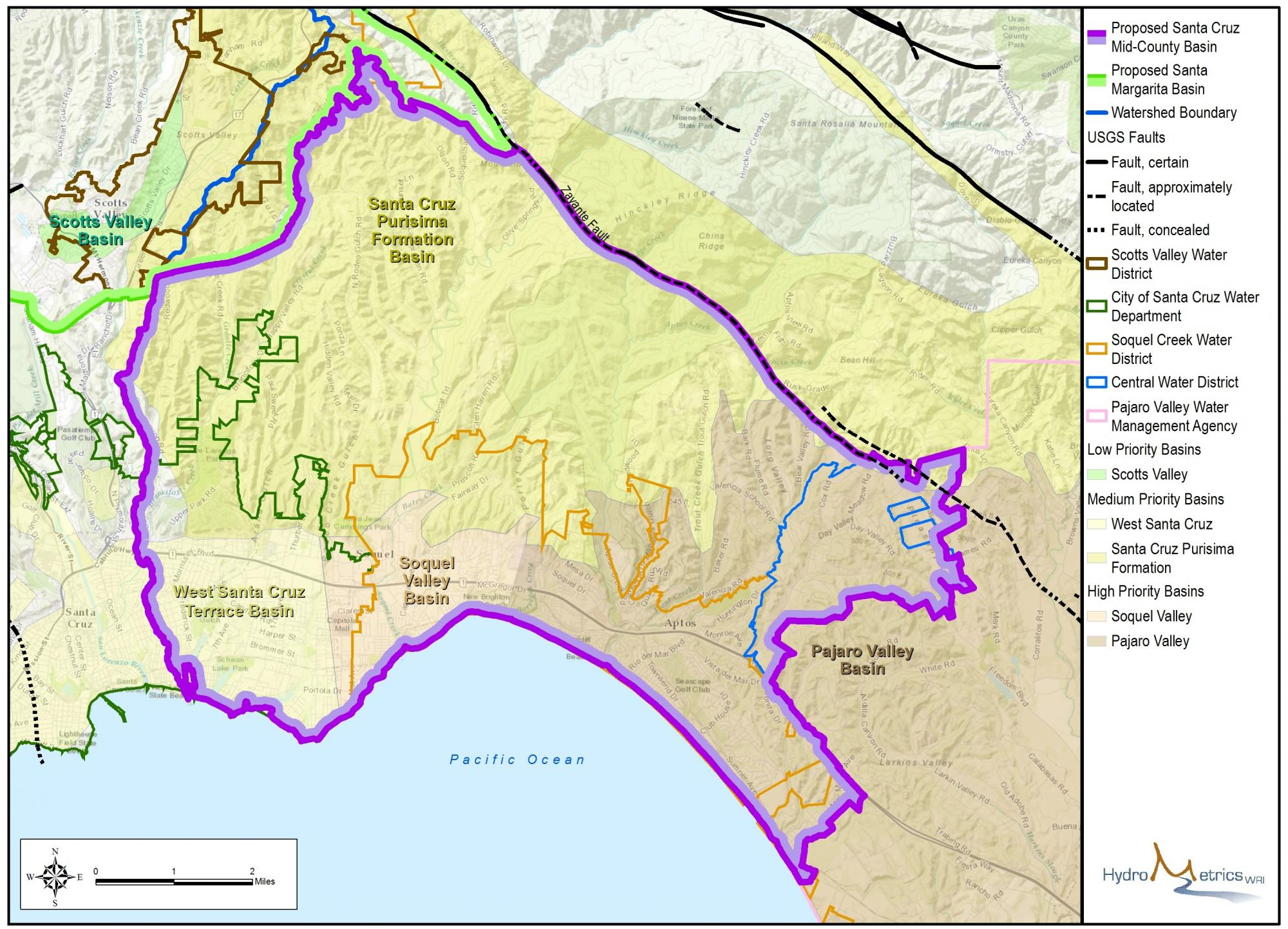 Mid-County Basin Area   Santa Cruz Mid-County Groundwater Agency on napa county road map, oakland road map, san fernando road map, vacaville road map, red rock canyon road map, florin road map, occidental road map, simi valley road map, sebastopol road map, barstow road map, white sands missile range road map, pleasant hill road map, cupertino road map, kapaa road map, manzini road map, bloomington road map, las marias road map, oceanside road map, temecula road map, seaside road map,